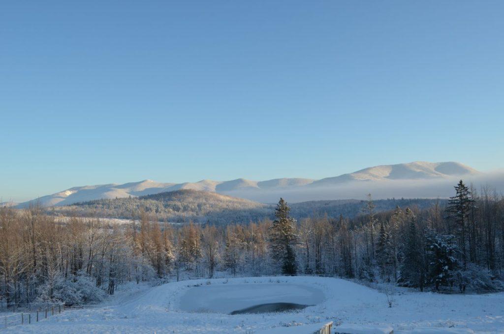 Sunrise December 20