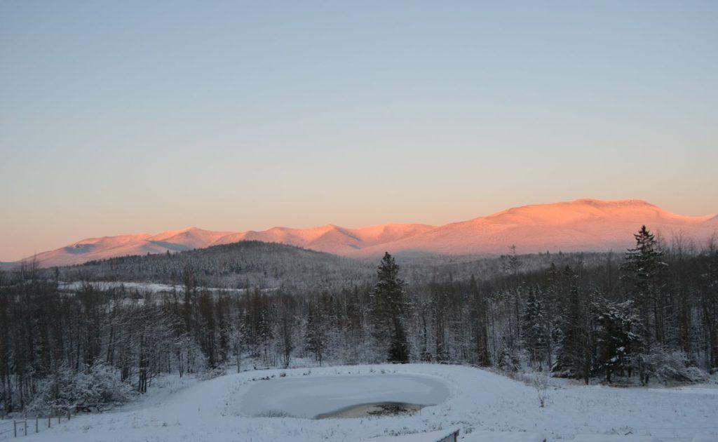 Sunset December 20